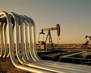 Продолжается строительство прибрежного газопровода.