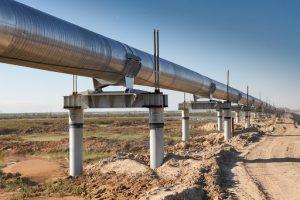 Прокладка трубопровода TMX почти наполовину завершена в районе Эдмонтон.